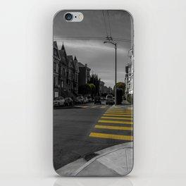 Street of San Francisco iPhone Skin