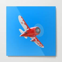 Gee Bee R1 Bank Metal Print