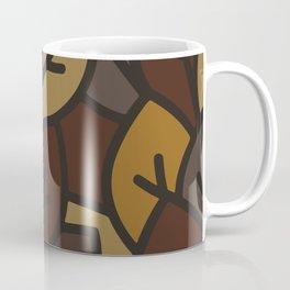 Leaf litter III Coffee Mug