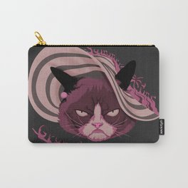 Summertime Grumpiness Carry-All Pouch