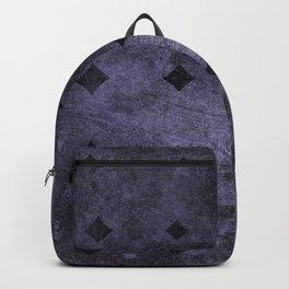 Dark Metal Backpack