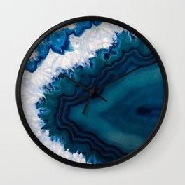 Sea Gem Wall Clock