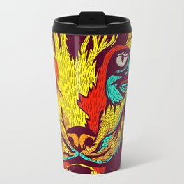 BE RARE* - Iberic Lince Travel Mug