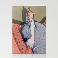 blanket Stationery Cards featuring Blanket by Geckojoy