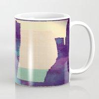 planet Mugs featuring Planet by munich