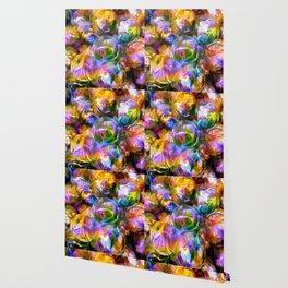 colorful bubbles Wallpaper