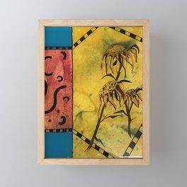 Favored Trio Framed Mini Art Print