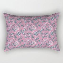 Tulle I + Rectangular Pillow