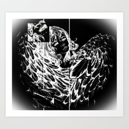 NV: Nakai's Wings Art Print