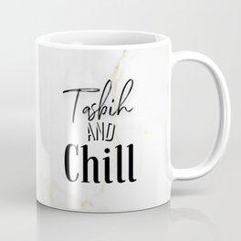 Tasbih and Chill Coffee Mug