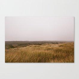 Oregon Sand Dunes Canvas Print