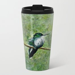 Of a Feather Metal Travel Mug