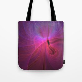 The Land of Bubblegum Tote Bag