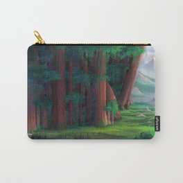 The Ancient Forest Carry-All Pouch