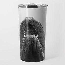 THE DOGUE monochrome Travel Mug