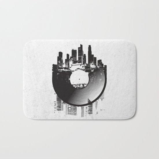 Urban Vinyl Bath Mat