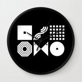 Modular C—0006 Wall Clock