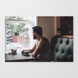 Handsome Canvas Print