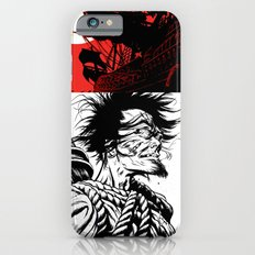 Sea of Red iPhone 6s Slim Case