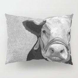 Cow Pillow Sham