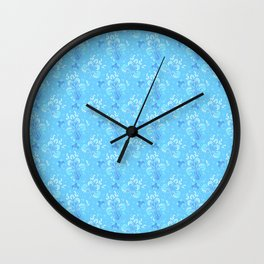 fleur de otachi - light Wall Clock