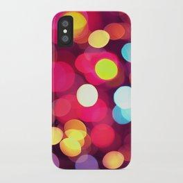 Pink Light iPhone Case