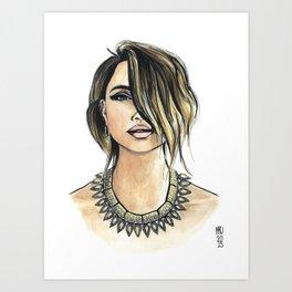 Lux Art Print