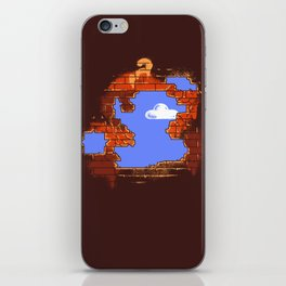 Brick Breaker iPhone Skin