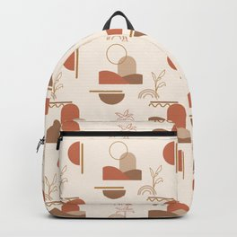 Dusty Desert Pattern Backpack