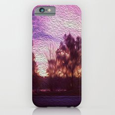 Pink Sunrise iPhone 6s Slim Case
