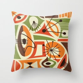 Charco Throw Pillow