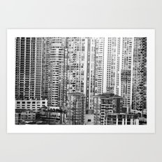 Panamá - Paitilla Art Print