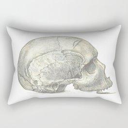 Skull 4 Rectangular Pillow