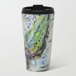 Hooked Catfish Travel Mug