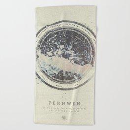 Fernweh Vol 6 Beach Towel