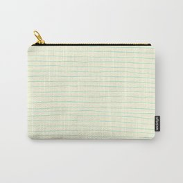 Stripes #2 Carry-All Pouch