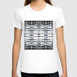 BW Satin Shibori T-shirt