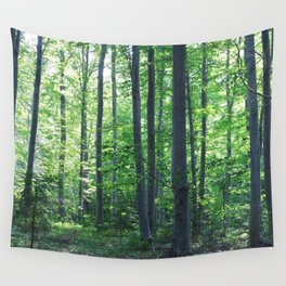 morton combs 02 Wall Tapestry
