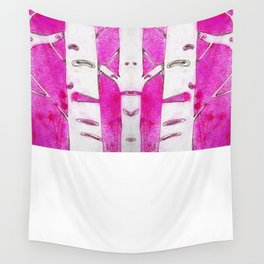 Pinktree Wall Tapestry