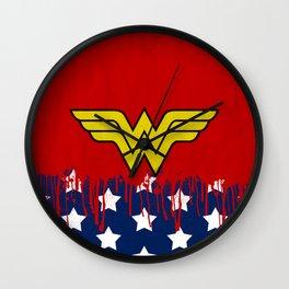 "Wonder ""Princess Diana of Themyscira"" Woman Wall Clock"