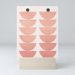 Geometric Modern Art 40 Mini Art Print