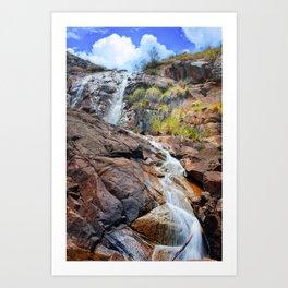 Lesmurdie Falls // 1 Art Print