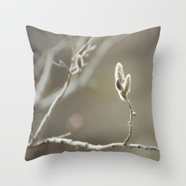 Willow Dreams Throw Pillow