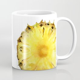 Pineapple Slice Coffee Mug