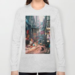 Walls to Tear Down Long Sleeve T-shirt