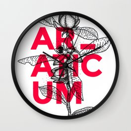 Araticum Wall Clock