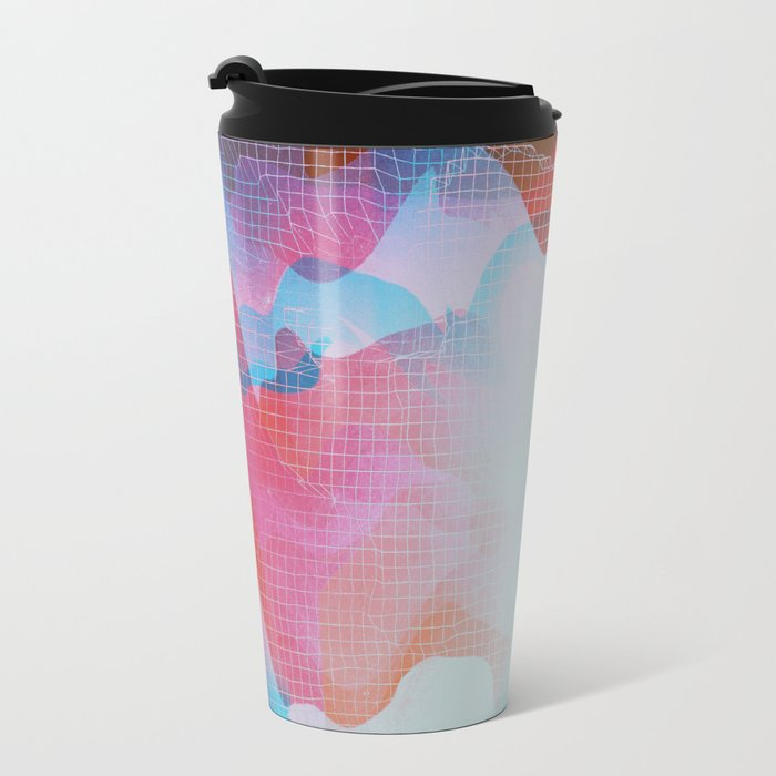 Glitch 29 Travel Mug