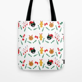 Christms decoration pattern Tote Bag