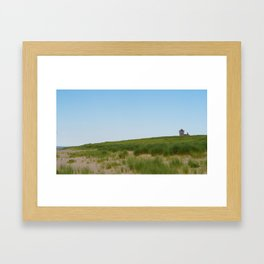 Views from the Vacation Framed Art Print