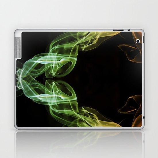 Smoke Photography #6 Laptop & iPad Skin